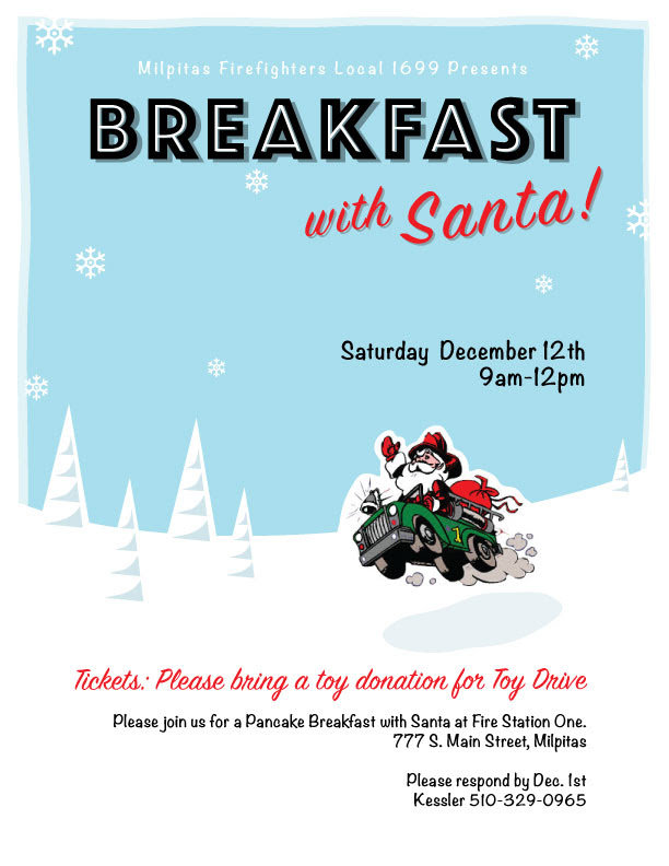 MFF Breakfast With Santa